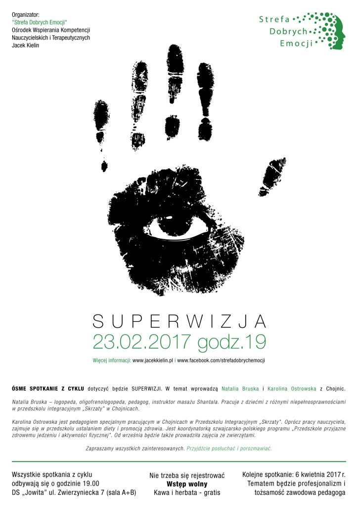Plakat Superwizja